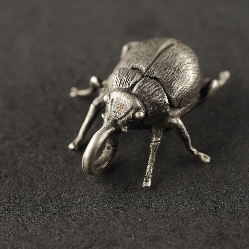(11019) Skarabäus Anhänger klein