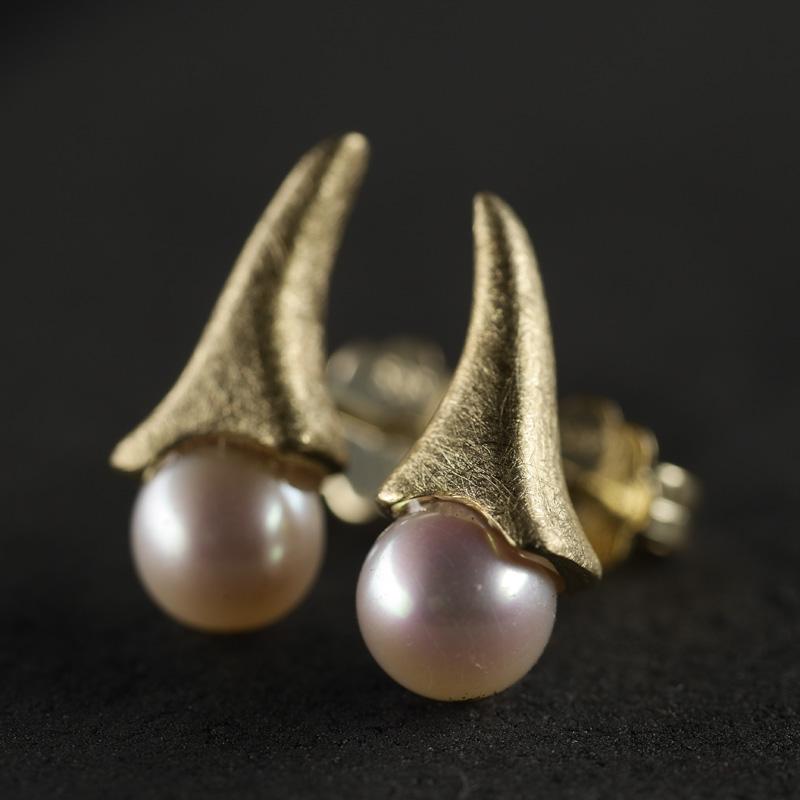 (15051) Ohrstecker Perle