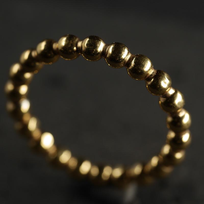 (13134) Kugelring Gelbgold