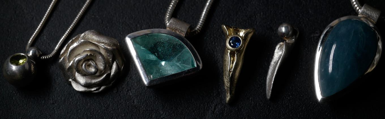 Kategorie: Silber Colliers und Anhänger