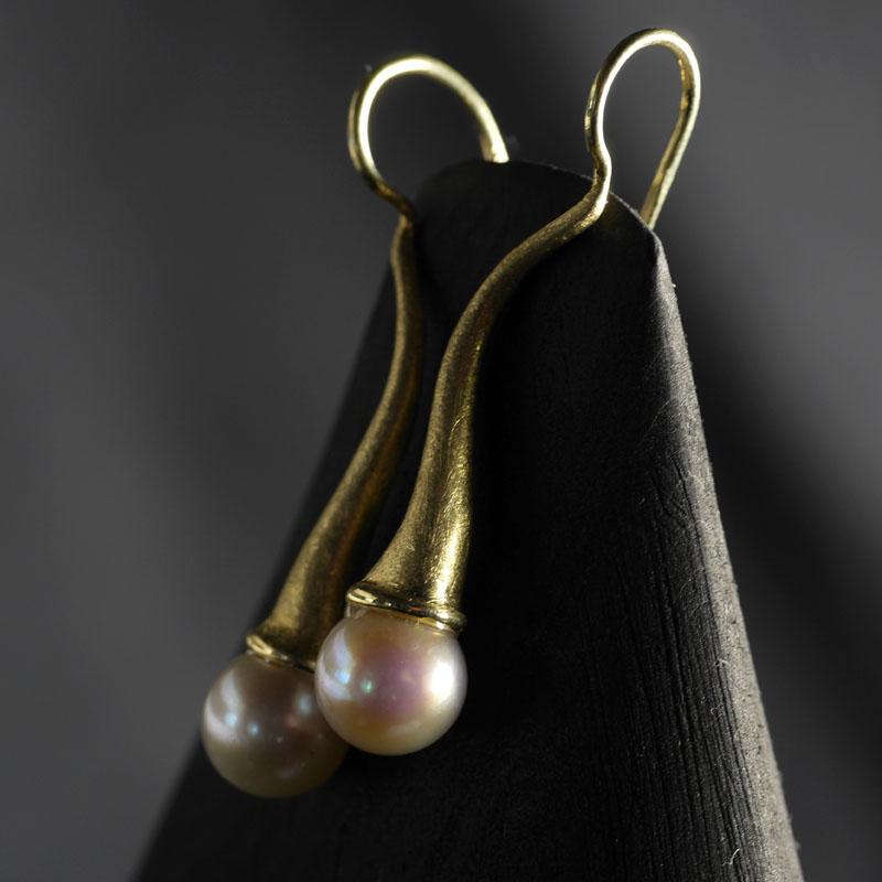 (15001) Ohrhänger Teardrops